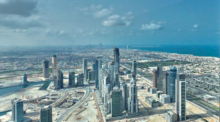 360 virtual tour inDubai at The Burj Khalifa - Tower Apartment