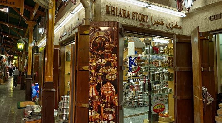 360 virtual tour in Dubai at Khiara Stores