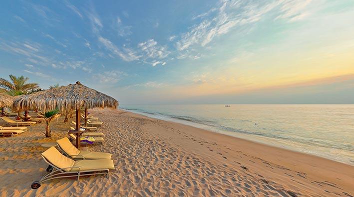 360 virtual tour inFujairah at Le Meridien Al Aqah Beach Resort