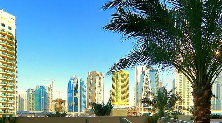 360 virtual tour inDubai at Marina Dreams Tower