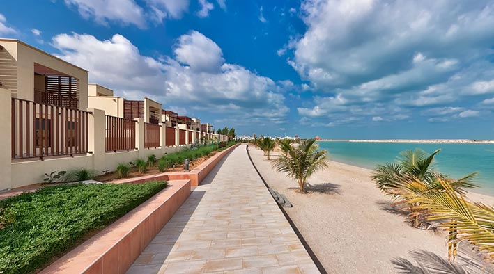360 virtual tour in Ras Al Khaimah at Mina Al Arab Granada