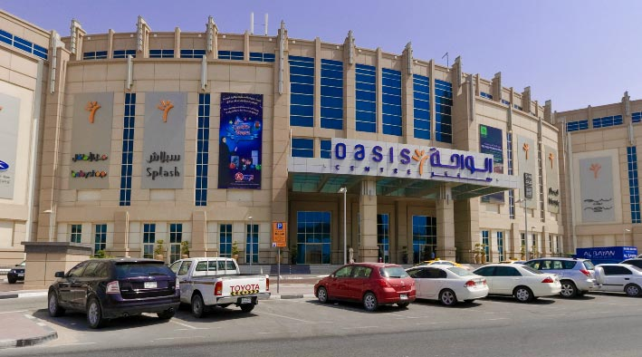 360 virtual tour in Dubai at The Oasis Centre