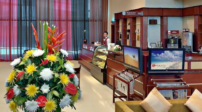 360 virtual tour inAjman at Ramada Hotel
