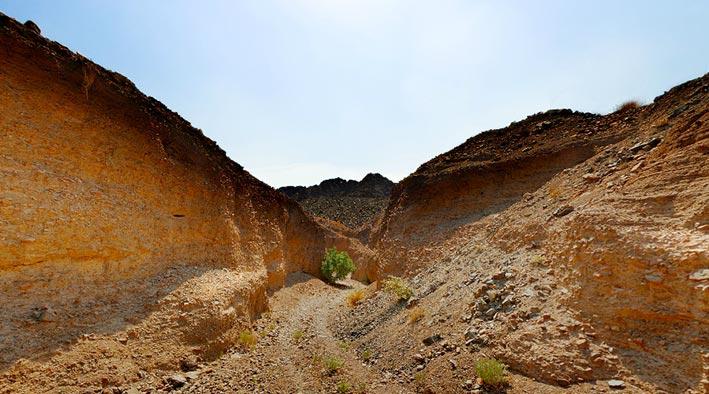 360 virtual tour inFujairah at Summer Wadi - Tatooine