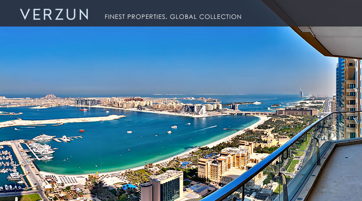 Le Reve - Dubai Marina - Penthouse apartment 360 virtual tour