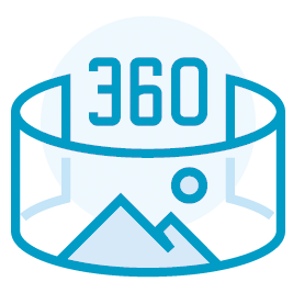 360 Virtual tours | 360 photos and