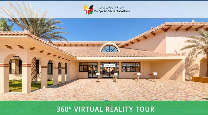 The Spanish School of Abu Dhabi - 360 VR Experience